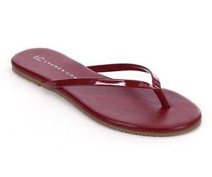 LC Lauren Conrad Flip Flops Size 6
