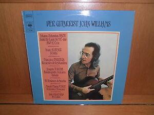 "John Williams - Der Gitarrist John Williams 12""LP - Schwarzenbruck, Deutschland - John Williams - Der Gitarrist John Williams 12""LP - Schwarzenbruck, Deutschland"