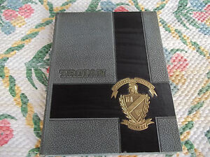 1968-CUMBERLAND-COUNTY-COLLEGE-YEARBOOK-VINELAND-NJ-NEW-JERSEY-CALLED-TROIAN