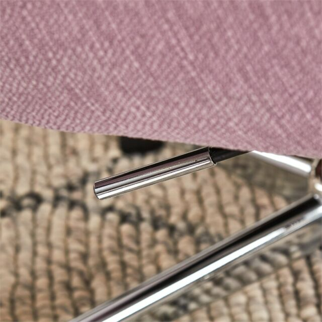 Serta 47140c Ashland Home Chair Blush Pink Twill Fabric For Sale Online Ebay