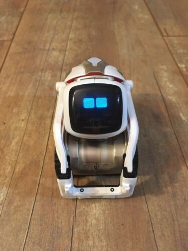1 DAY SALE $46.95 NO CHARGER NO CUBES-USED COZMO ROBOT ONLY NICE REPLACEMENT