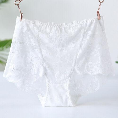 Atmungsaktiv Unterwäsche Breathable Unterhose String Spitze Trimmen Frauen