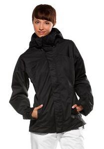 l Hiver Curve Noir Manteau de Oakley de Jacket Womens Nouveau S 175 Snowboard Swervy Ski 7UqpTz