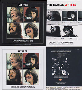 BEATLES / LET IT BE - ORIGINAL REEL MASTER  Collctors Edition  2CD