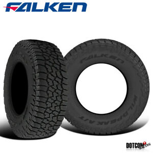 2-X-New-Falken-Wild-Peak-AT-AT3W-265-70R18-124-121S-All-Season-All-Terrain-Tires