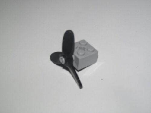 Lego ® Brique Support Hélice Avion Plane Propeller Choose Color 6232+4617