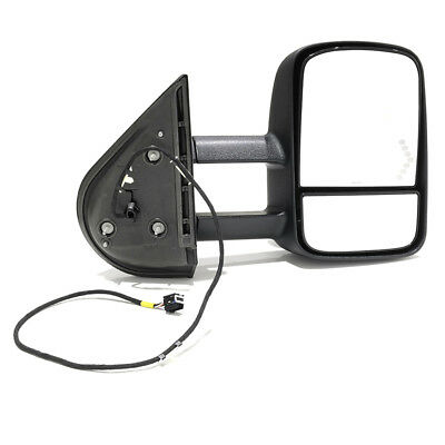 New Passenger//Right Side Power Heated Door Mirror for Chevy//GMC Truck 2007-2013