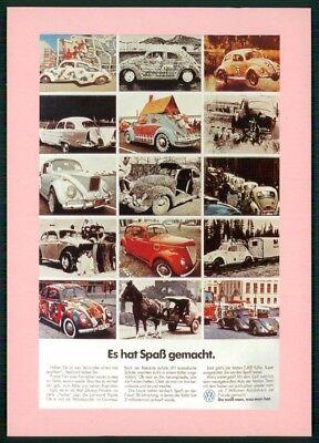Auto & Motorrad: Teile Auto Vw KÄfer Alte Ansichtskarte Original Postcard Car Vw Beetle //m1290 PüNktliches Timing