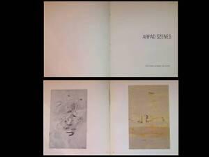 Arpad Szenes 1963 - Galerie Jeanne Bucher, AgréAble En ArrièRe-GoûT