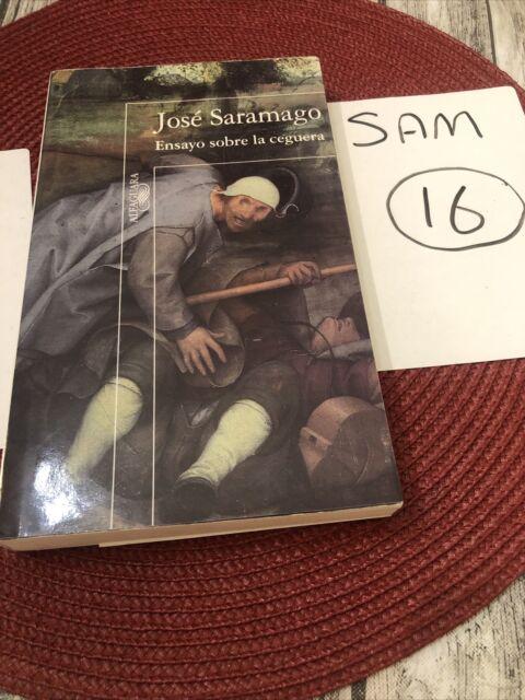 Ensayo sobre la ceguera (Spanish Edition) - Paperback By Saramago,Jose Very good