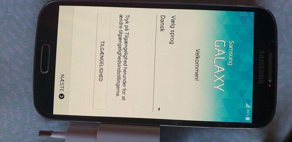 Samsung S 4, Perfekt