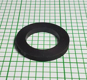 Pkg-100-EPDM-3-4-034-x-1-8-034-YOKE-END-Meter-Gasket-for-5-8-034-x-3-4-meters-GT-118