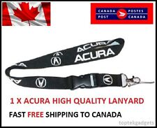 Acura Lanyard JDM For CSX RSX TSX RL TL TLX ILX RLX MDX RDX Integra KEY CHAIN