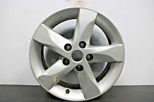 "1 x GENUINE Nissan Note 16"" Black / Diamond Cut alloy wheel spare 6.J N-Tec NTEC"