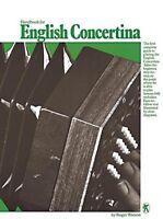 Handbook For English Concertina Sheet Music Book 014014146