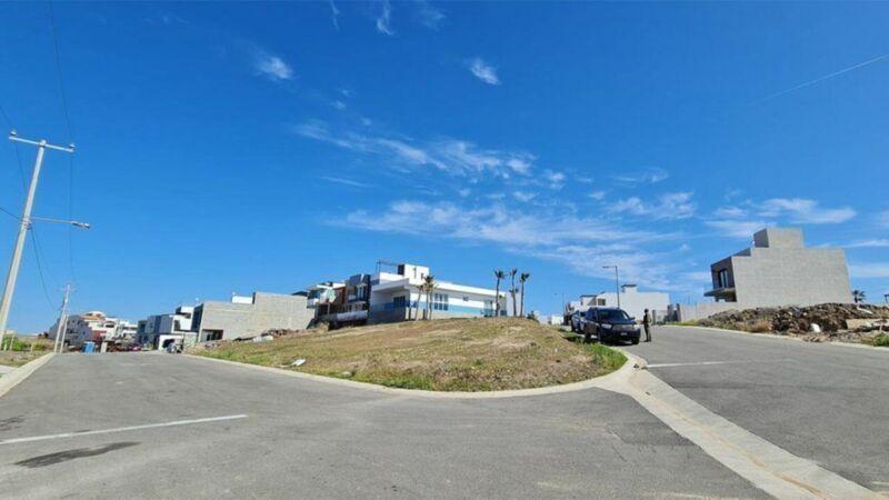 Se vende terreno de 226 m2 en Punta Azul, Rosarito