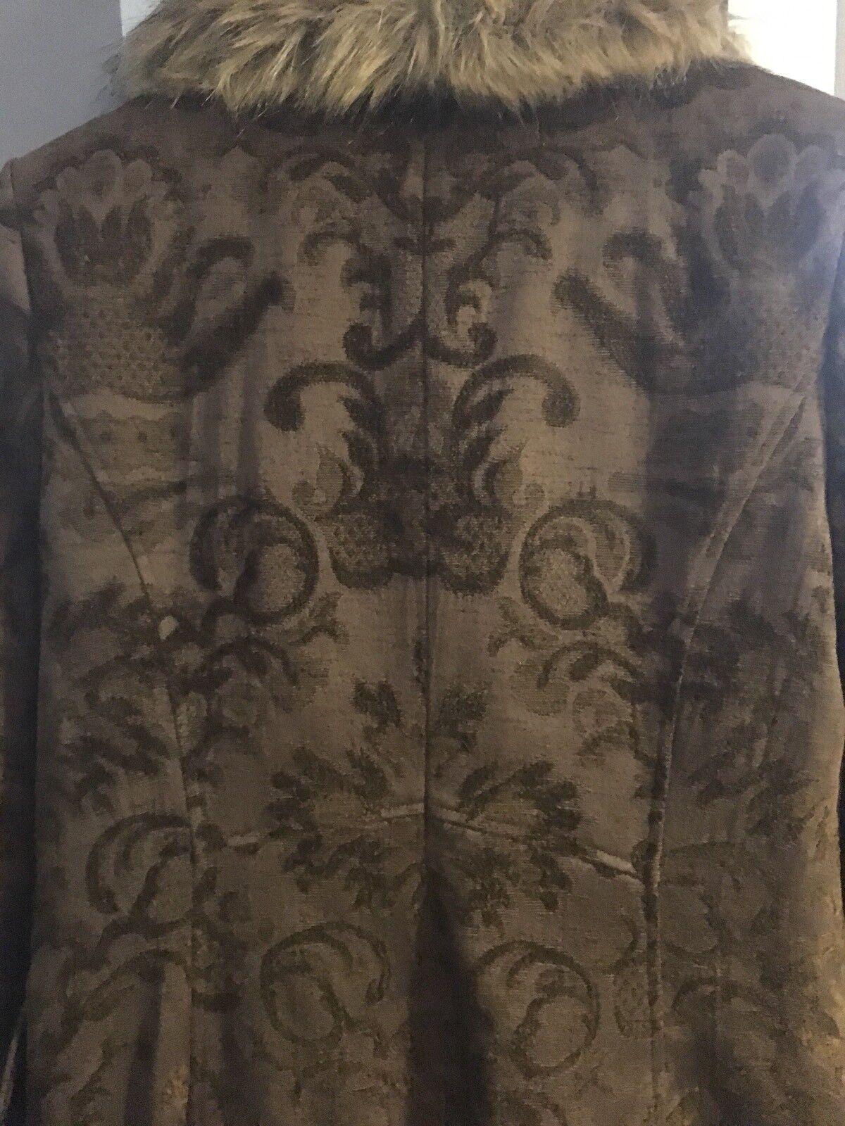 Gorgeous Gorgeous Gorgeous Coat. Excellent Condition. Sz Small 0b4d53