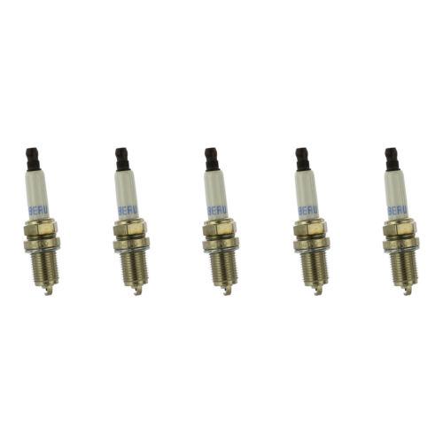 5x Beru bujía zuendkerze ultra Titan upt8 set//5-cilindro