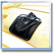 BMW 3 5 series Car Mesh Net Pocket mobile phone holder NAPOLEX JK57 S Curvable