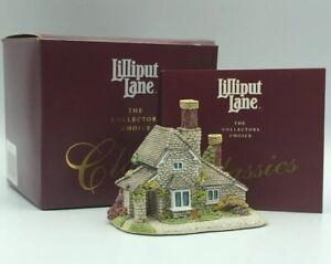 Lilliput-Lane-Vid-Cottage-1993-Blaise-Hamlet-Classics