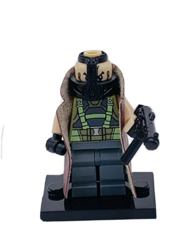 Bane Custom Figure #245 US SELLER - FITS LEGO Batman Villain