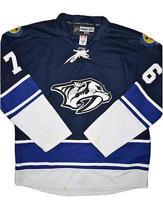 blue predators jersey