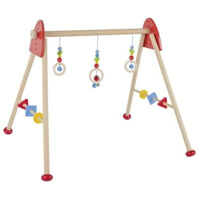 Toys For Baby Baby Baby-fit Tangible And Play Trainer Unmounted Holztrainer 739334 Heimess Goki We Have Won Praise From Customers