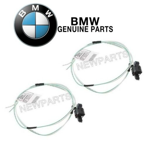 For F06 F10 550i Set of 2 Wiring Adapter for High Pressure Fuel Pump on Engine