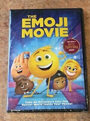 Wholesale Lot Of 10 Dvds The Emoji Movie 2017 Film New Sealed 43396501102 Ebay