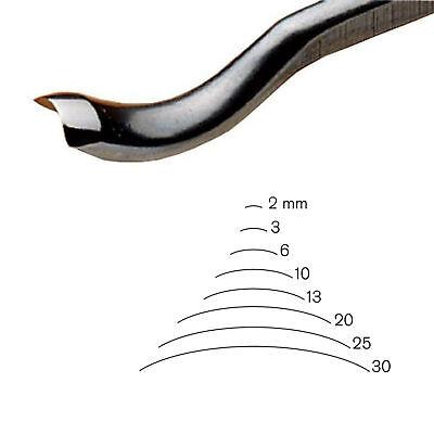 Fishtail Gouge 5 Sweep PFEILSwiss Made 25mm