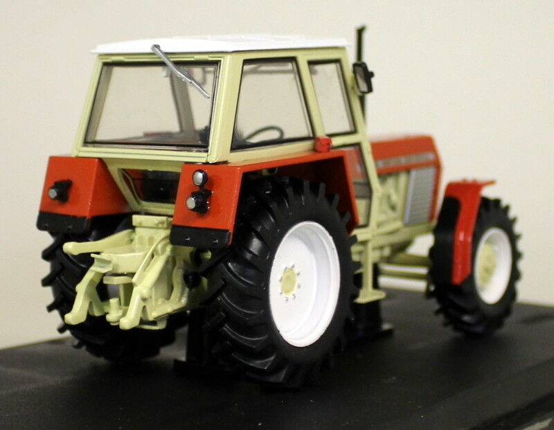 UH 1 32 Scale Scale Scale 4949 Zetor Crystal 12045 Museum Edition diecast model Tractor 187a22