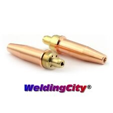 Weldingcity Propanenatural Gas Cutting Tip Gpn 0 Victor Torch Us Seller Fast
