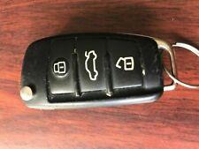 AUDI 4F0837220 AG Factory OEM KEY FOB Keyless Entry Remote Alarm Replace