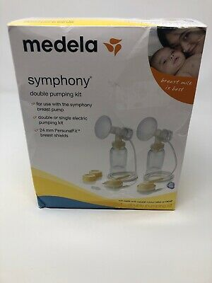 Medela SYMPHONY Double Pumping KIT Complete Parts for Breastpump 67099