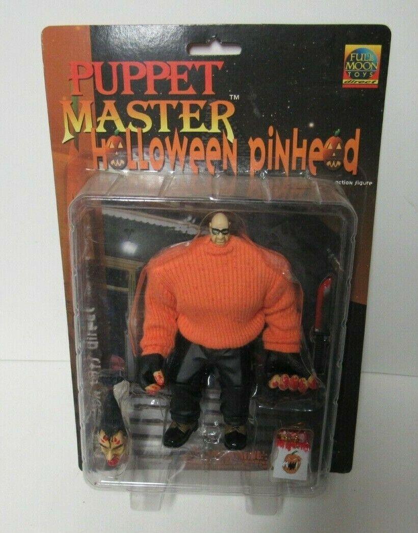1999 1999 1999 FULL MOON giocattoli  PUPPET MASTER VARIANT HtuttiOWEEN PINHEAD 5cadce