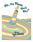 Classic Seuss: Oh, the Places You'll Go! by Dr. Seuss (Hardcover, Special Edition, 1990)