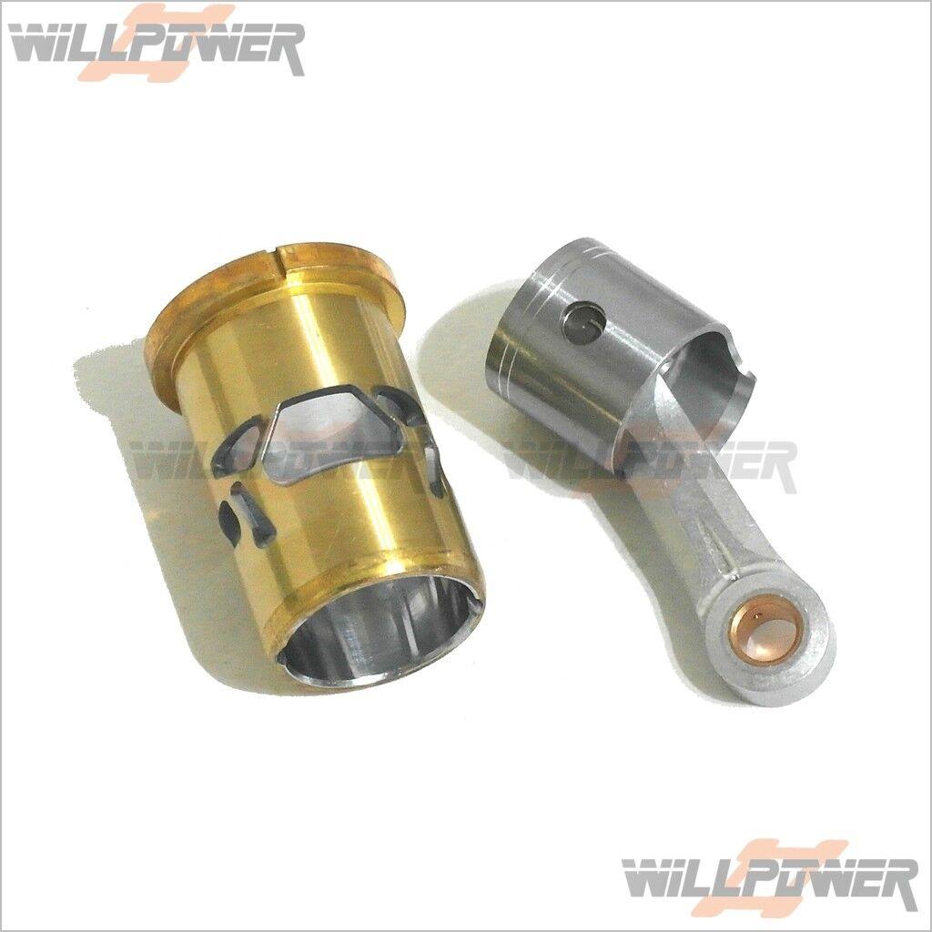 Geschwindigkeit r2101   r2102 kolben, zylinder con rod   2a003010 (rc willenskraft) o.s.