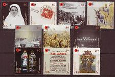 "NEW ZEALAND 2015 ""1915 THE SPIRIT OF ANZAC - WW1""  UNMOUNTED MINT"