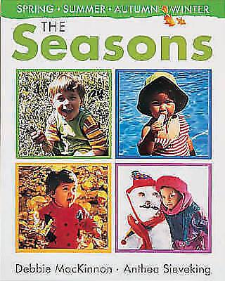 MacKinnon, Debbie, The Seasons, Very Good Book