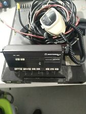 Motorola Syntor X9000 Vhf Low Band Remote Mount Radio Mostly Complete