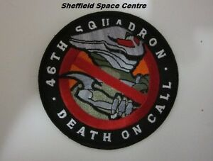 Space-Above-amp-Beyond-46th-Squadron-Death-On-Call-Patch-P274