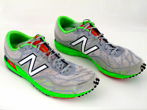 buy online 48e15 36dc1 Details about NEW BALANCE Fantom Fit Mens 12 Running RC1600 V2 Gray Green  MRC1600 1600 shoes