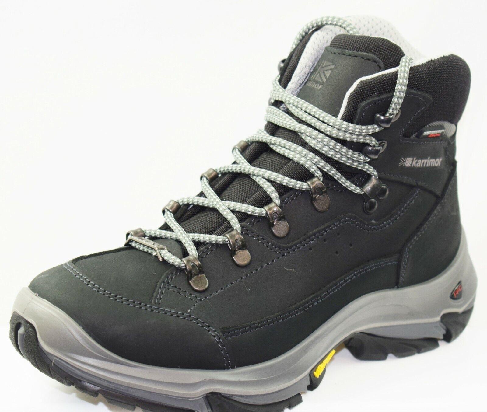 KARRIMOR KSB BRECON Hi Para Hombre botas para Caminar Nuevo Talla (HU1)