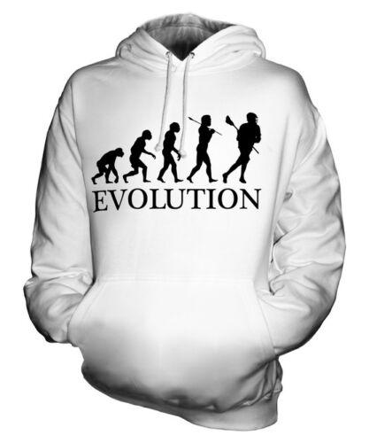 da Lacrosse uomo con da Felpa uomo cappuccio Evolution EfnTcwqpA