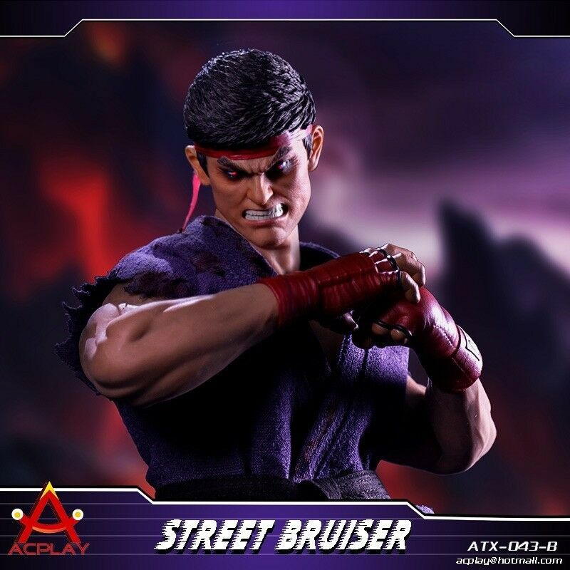 ACPLAY ATX043 1 6 Street Street Street Combatiente Practice Set B blu Fit 12'' TBLeague M35 corpo 7bf816