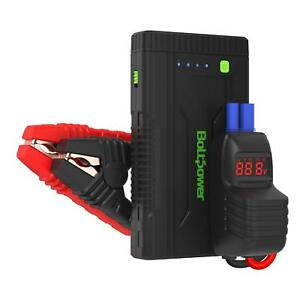 Bolt Power Portable Charger Auto Car Battery Booster Jump Starter