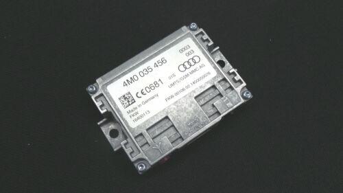 Audi Q7 4M A4 8W B9 TT 8S R8 Verstärker Signalverstärker Steuergerät 4M0035456