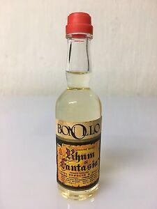 Mignon-Miniature-Bonollo-Rhum-Di-Fantasia-Liquore-35cc-40-Vol