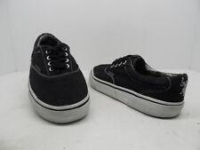 U.S. Polo Assn. Women's 2-Juno Casual Shoe Black Size 7.5 Used w/ Defect