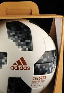 Official Match Ball Telstar 18, Russia 2018 adidas Fußball Größe 5, Vitrinenball - Hamburg, Deutschland - Official Match Ball Telstar 18, Russia 2018 adidas Fußball Größe 5, Vitrinenball - Hamburg, Deutschland